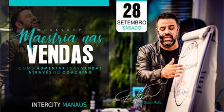 Workshop Maestria nas Vendas ingressos