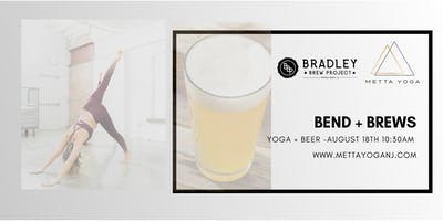 Bend + Brews at Bradley Brew Project 8/18