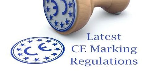 CE Marking in the EU – Latest Regulations tickets