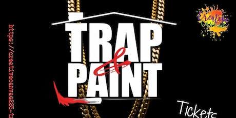 Creative Canvas - Trap'N Paint Tuesday tickets