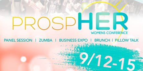 Prospher Women's Conference  tickets