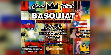 Basquiat's Twisted Tribute: Gran Tributo tickets
