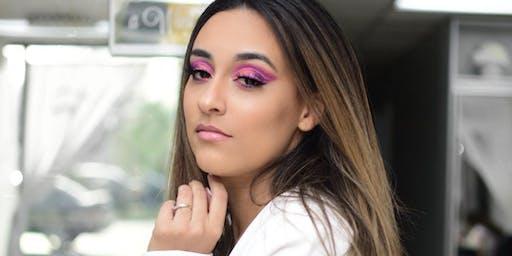 Makeup and Mimosas with Jazmine