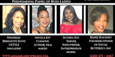 Boss Women Make Power Moves tickets