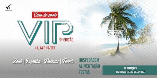 Casa de Praia VIP - 9ª Edição