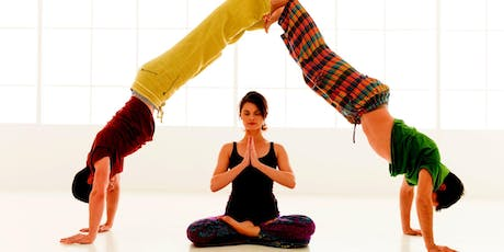 Yoga and Contact Improv tickets