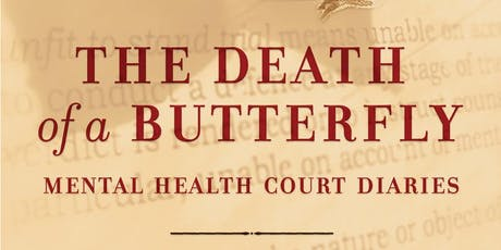 """""""The Death of a Butterfly"""" Book Launch tickets"""