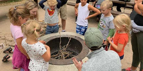Nature in the City Campfire Stories: The Art of Fire tickets