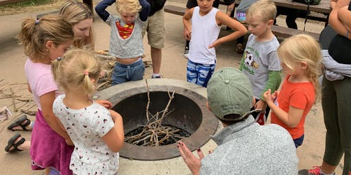 Nature in the City Campfire Stories: The Art of Fire