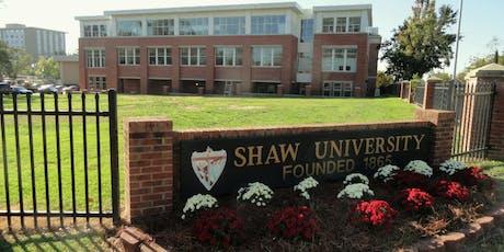HBCU Entrepreneurial Summit - Shaw University tickets