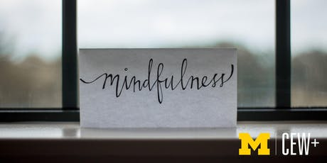 Fall 2019 CEW+Inspire Midweek Mindfulness-Guided Sits tickets
