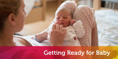 Getting Ready for Baby (Patewood) tickets