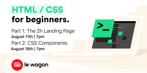 HTML/CSS for Beginners Part 2: CSS Components Design