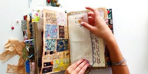 Reuse Series: Junk Journal Workshop at Recycled Reads