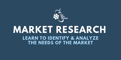 Market Research - Identifying & Analyzing  tickets