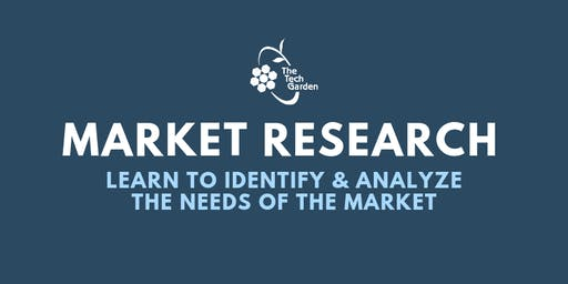 Market Research - Identifying & Analyzing