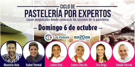 TARDE DE PASTELERIA POR EXPERTOS, 2DA EDICIÓN. entradas
