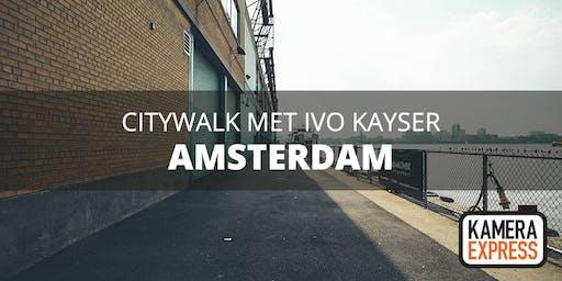 Citywalk Amsterdam Centrum met Ivo Kayser