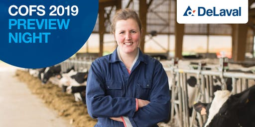 DeLaval Preview Night | COFS 2019