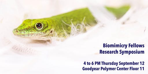 Biomimicry Fellows Research Symposium