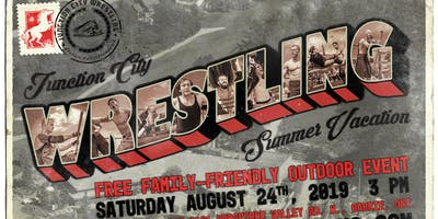 Junction City Wrestling @ Horseshoe Resort - Free Outdoor Event