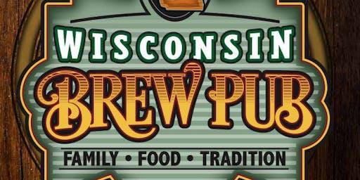 WSSFC Dine Around - WI Brew Pub