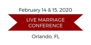 Love and Respect Live Marriage Conference - More...