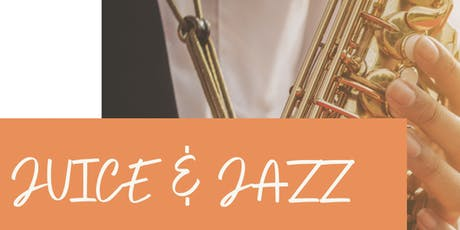 Jazz & Juice tickets