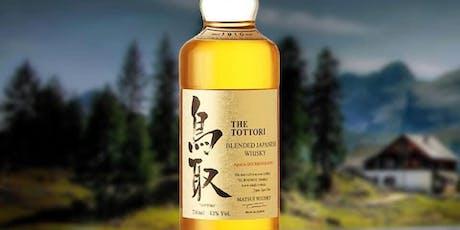 Intro to Japanese Whiskey ft Kuryoshi & Tottori (Ft. Lauderdale) tickets