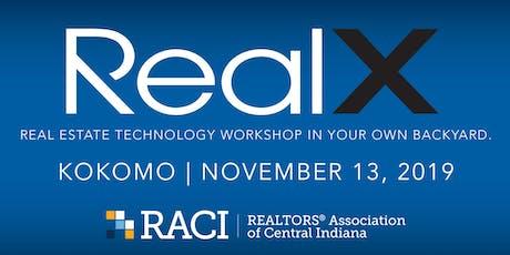 REALx Workshop Kokomo w Web.com powered by Xplode Conference tickets