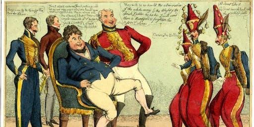 Humour and Satire in British Romanticism