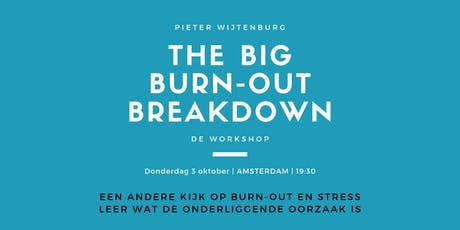 Big Burn-out Breakdown Workshop tickets