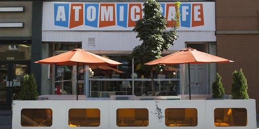 Club de Troc de MTL au Atomic Café