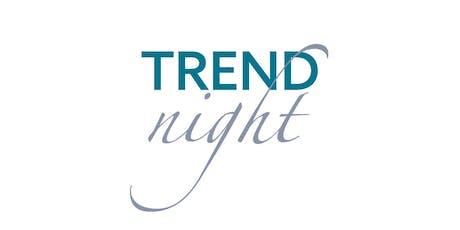 Hamilton Parker 2019 Trend Night tickets