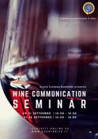 Wine Communication Seminar VERONA
