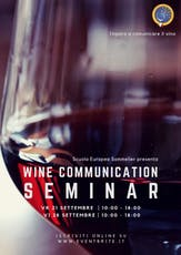 Wine Communication Seminar VERONA biglietti