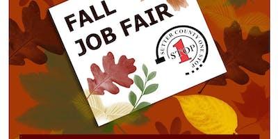 Fall Job Fair 2019