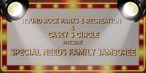 2019 Special Needs Family Jamboree