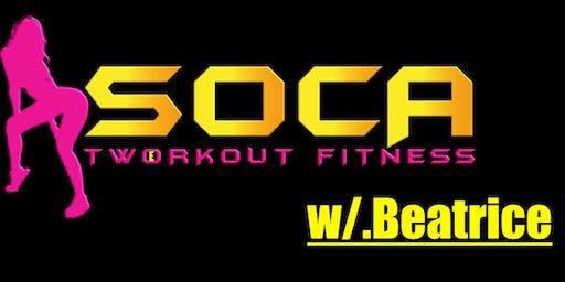 Soca Tworkout Fitness - Wukkup Wednesdays - October