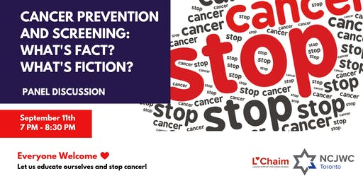 Cancer Prevention &  Screening: What's Fact? What's Fiction?
