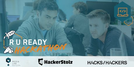 R U Ready - Hackathon tickets