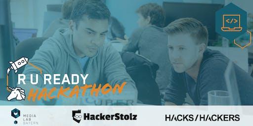 R U Ready - Hackathon