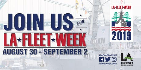 2019 LA Fleet Week with The Morning Answer tickets