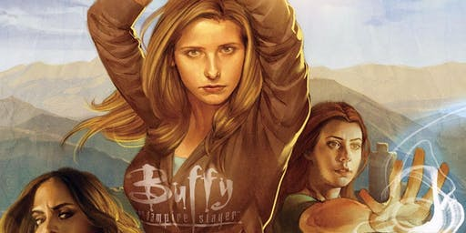 Geek Girls Brunch PDX Presents: Buffy the Vampire Slayer