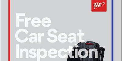 AAA is having a Free Car Seat Inspection Event