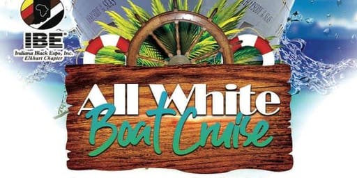 ALL WHITE BOAT CRUISE