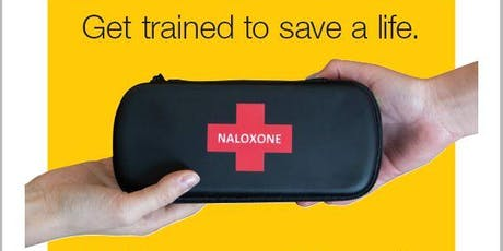 Opioid Awareness and Community Based Naloxone Program Training tickets