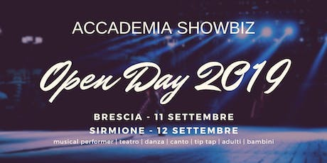 SIRMIONE OPEN DAY 2019/20 tickets