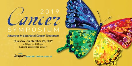 2019 Cancer Symposium: Advances in Colorectal Cancer Treatment tickets