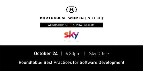 Software Development [PWIT Workshop Series powered by: SKY] tickets